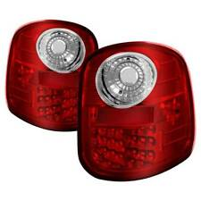 Spyder LED Tail Lights - Red Clear for 97-03 Ford F150 Flareside