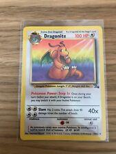 NEAR MINT! Dragonite (19/62) Fossil Set Rare Pokemon Card Fast P&P!