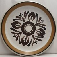 Vintage Noritake Folkstone Inca Plate c1972-81 Pattern 8005 Made in Japan 27cm
