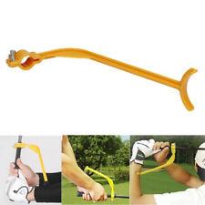 Golf Swing Trainer Practice Guide Beginner Gesture Alignment Training Tool 1Pc