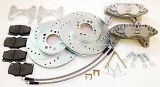 TOYOTA COROLLA AE86 FRONT BRAKE UPGRADE KIT RX-7 CALIPERS