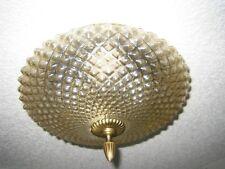 Plafoniere Kristall : Jugendstil glas kristall deckenlampe plafoniere ca