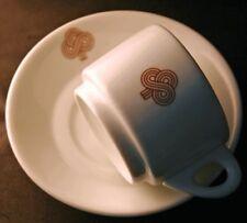 Unknown Hotel Demitasse Espresso Cup & Saucer Ginori
