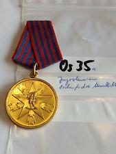 Orden Jugoslawien Orden für die Menschlichkeit (os35)