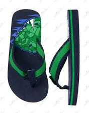 Nwt Gymboree Mix N Match Navy Alligator Sandals Flip Flops Sz 11-12