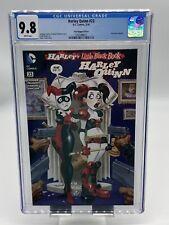 Harley Quinn #23 CGC 9.8 WP Poly-Bagged Edition DC Comics 2016