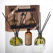 Amelia velas Natural Aromaterapia consuelo, calmante lavanda difusores de Conjunto de Regalo
