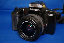 Minolta Dynax 5000i Camera with sigma 35-70mm f3.5-4.5 (D)