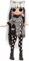 L.O.L. Surprise! O.M.G. Lights Groovy Babe Fashion Doll with 15 Surprises NEW