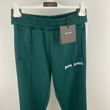 Palm Angels Tracksuit Bottoms, Trackpants, Green, Size S, BNWT