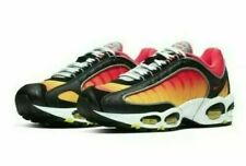 Nike Air Max Tailwind 4 Sunset Black Red Yellow CN9658-001 Size 13