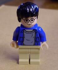 Lego Harry Potter figura minifig de set 4755 camisa azul personajes minifigs nuevo