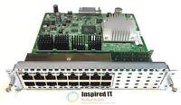 SM-X-ES3-16-P - Cisco SM-X EtherSwitch SM, Layer 2/3 switching, 16 ports GE, POE