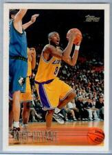 1996-97 Topps #138 KOBE BRYANT ROOKIE RC Los Angeles Lakers.