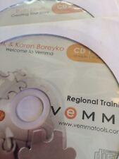 RARE VEMMA FiveSteps for Success - Scratch Free Discs.