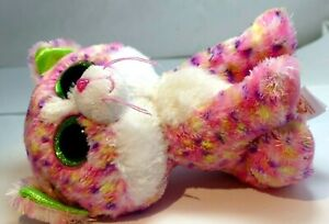 "TY Beanie Boos 6"" SOPHIE the Cat Plush Stuffed Animal Toy MWMTs  pink"
