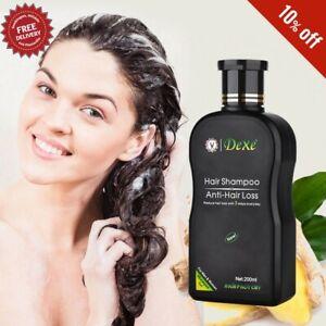 DEXE Natural Ingredients Anti-Hair Loss Hair Growth Shampoo Treatment 200ml