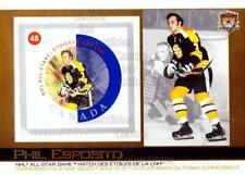 2003 Canada Post Pacific #18 Phil Esposito