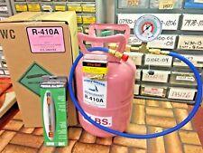 R410a, Refrigerant, 5 lb. Can, Hose, ProSeal XL4 Leak Stop, Free Shipping, GAUGE