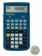 Calculated Industries Tradesman Calculator 4400 with Spare CR2016 Battery