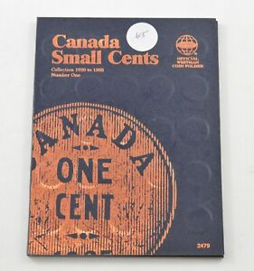 1920-1988 - Canada Small Cents - Collection Set Lot Album *289