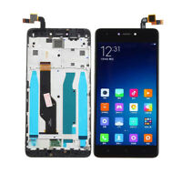 For Xiaomi Redmi Note 4X/Note 4 Global Version Touch Screen LCD display +Frame