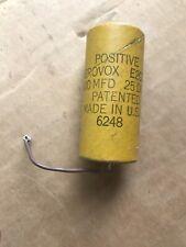 Aerovox  E26D34 Dry Electrolytic Capacitor 500MFD 25DCWV 6248