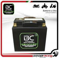 BC Battery - Batteria moto al litio per Moto Guzzi V65 650 FLORIDA 1986>1995