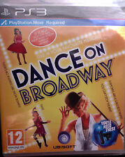 "JEU PS3 ""DANCE ON BROADWAY"" (Musical, Rythme) UBISOFT NEUF SOUS BLISTER"