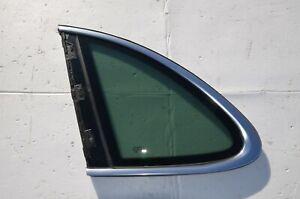 11-18 PORSCHE CAYENNE Rear Left Quarter Glass Window Driver Side