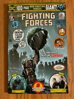 Our Fighting Forces #1 100 PG Giant Jim Lee Meltzer Batman DC 2020 WalMart MEDAL
