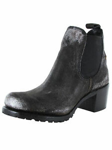 $378 Frye Womens Sabrina Chelsea Ankle Bootie Shoes