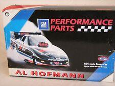 1998 Action Al Hofmann GM Performance Parts Pontiac Funny Car 1/24