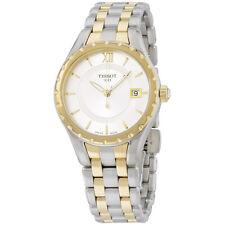 Tissot Women's TIST0722102203800 T-Lady Analog Display Swiss Quartz Watch