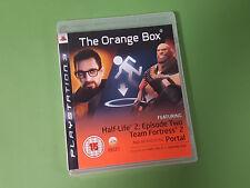 The Orange Box Sony Playstation 3 PS3 Game Compilation *VGC* Half-Life 2, Portal