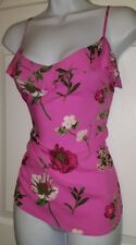 Ladies beautiful floral tank top/cami by Old Navy - NEW with tags ~ size large