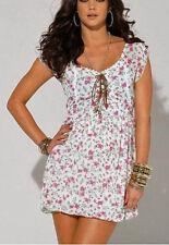 MELROSE Kleid Sommerkleid Gr. 38 Blümchen 765214 Neue Damenmode!