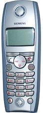 Siemens Gigaset S1 SX150 SX550i S100 S150 Mobilteil Handset Handteil Eisblau NEU