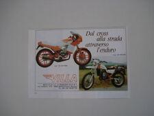 advertising Pubblicità 1983 VILLA 125 DAYTONA/ENDURO