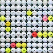 100 Good Condition Golf Balls