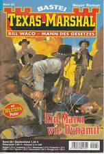 Texas-Marshal Nr. 026 ***Zustand 1-***