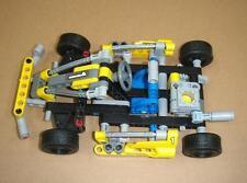 Car Series Crash Karc 143 pcs Car Model Building Block Sets DIY Bricks Toys 3338