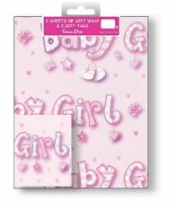 Phoenix Trading Giftwrap Paper and Matching Tag Boy/'s Birthday £2.45 inc.p/&p.
