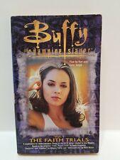 Buffy The Vampire Slayer - The Faith Trials