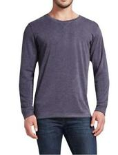 32 Degrees Weatherproof Heat Men's Long Sleeve Crew Neck Dark Charcoal