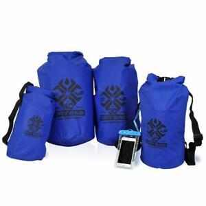 Wasserdichter Rucksack diMio Dry Bag Outdoor wasserdicht Seesack Freizeit NAVY
