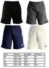 Champion Men's Shorts Pockets Authentic Fleece Gym Workout Warm Jersey