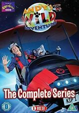 Andy's Wild Adventures The Complete Series DVD R4 BBC 6 Disc Set