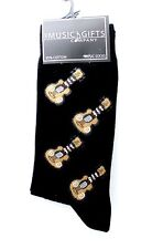 Acoustic Guitar Socks - Music Gift - Music Themed Socks - Gift for Guitarist