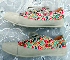 Baskets Sneakers DESIGUAL Happy Alhambra Taille 38 Neufs